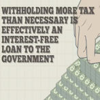 Adjusting Your Income Tax Withholdings to Receive More Money During the Year